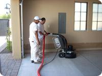 Floor-Prep-For-Epoxy-Flooring-Phoeni-AZ