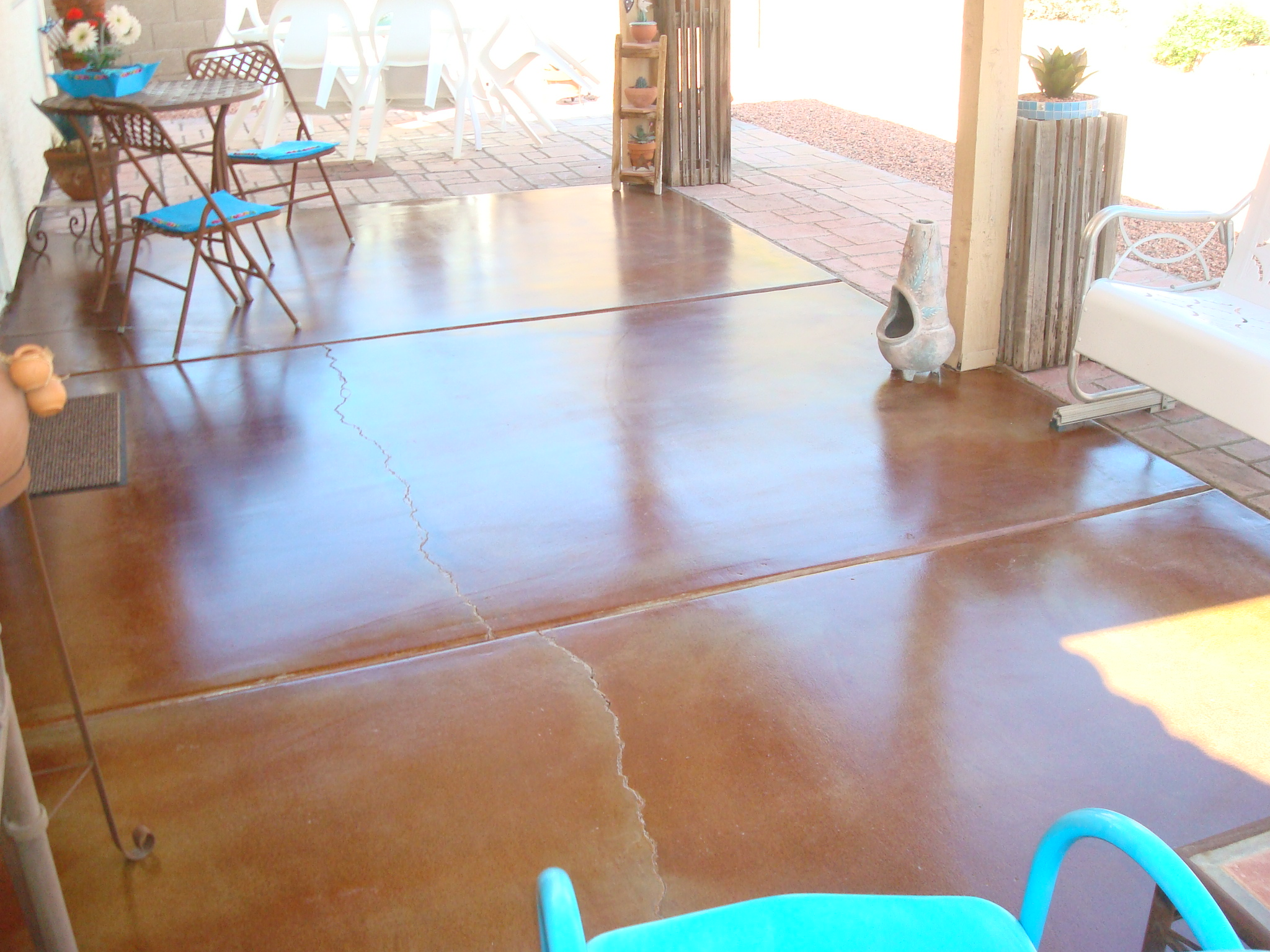 The benefits of using epoxy coating for patios dreamcoat for In floor or on floor