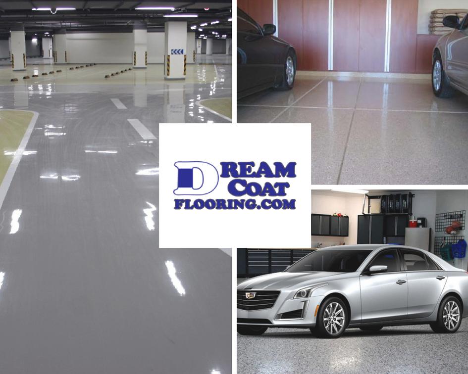 Phoenix Garage Epoxy Floor Coatings Dreamcoat Flooring