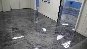 Curious About Metallic Epoxy Floor Coatings?