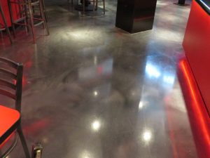 Metallic Flooring