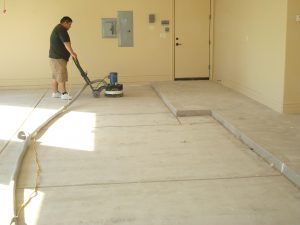 Restoring & Repair Concrete Flooring
