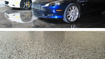What are the Benefits of Installing Polyurea and Polyaspartic Garage Floor Coatings?