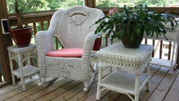 Natural Wicker vs. Synthetic Wicker: What's better For Your Patio?