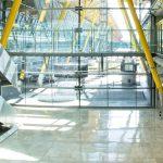 High Build Epoxy Floors for Airport Hangars