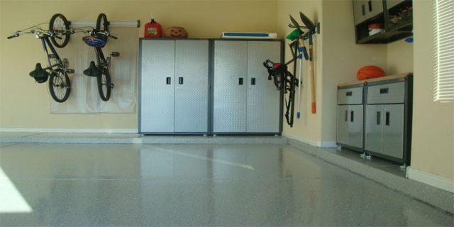 Garage Floor Coatings Epoxy Flooring in Phoenix AZ
