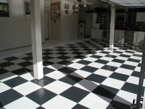 Phoenix Garage Epoxy Floor Coatings - Unlimited Options