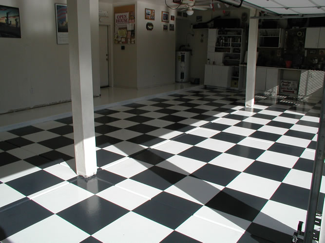 Phoenix Garage Epoxy Floor Coatings Unlimited Options