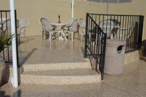 Chip Epoxy Decorative Concrete Coatings